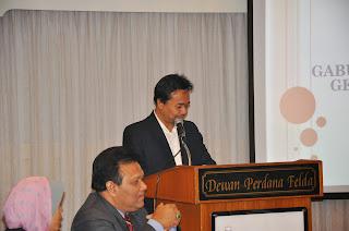 TAKLIMAT KOORDINASI DAN PENYELARASAN AKTIVITI 2014 BADAN NGO'S DI BAWAH PEMBANGUNAN GENERASI BARU FELDA