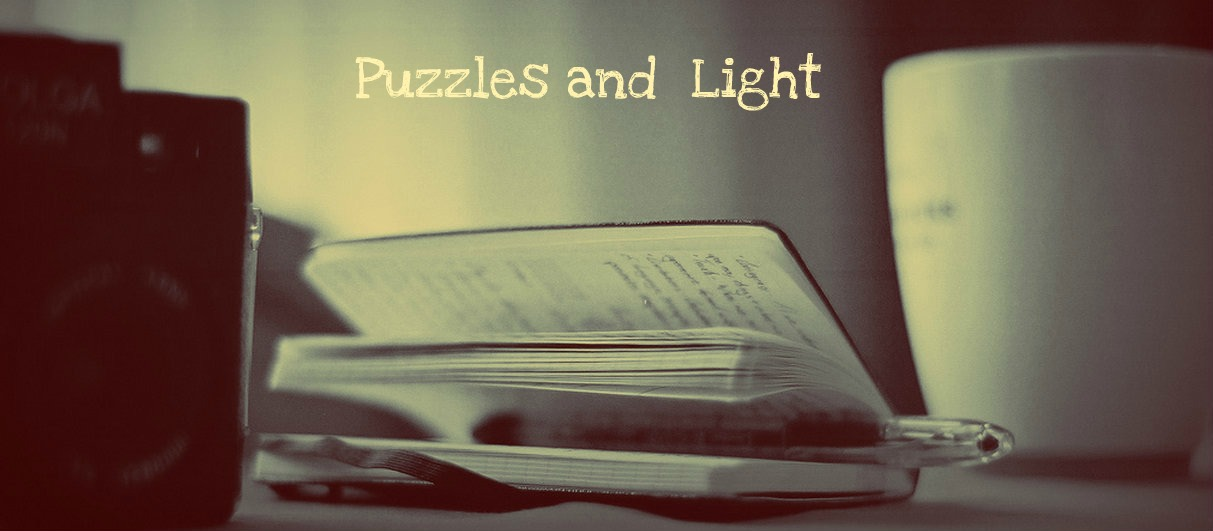 Puzzles and Light