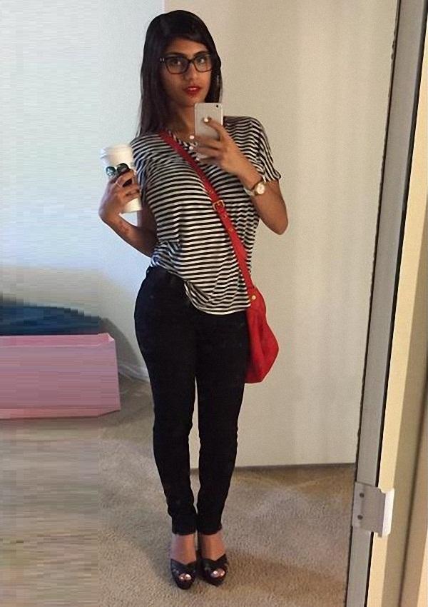 Mia khalifa height