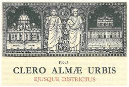 Proprio Diocesi di Roma