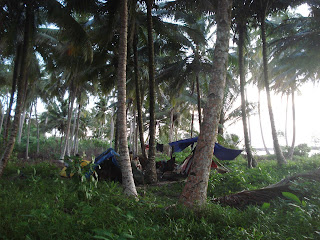 surf camping trip indonesia ian battrick lunasurf