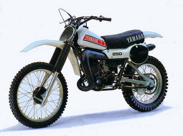 Daily moto 1979 yamaha yz250 for 1973 yamaha yz80
