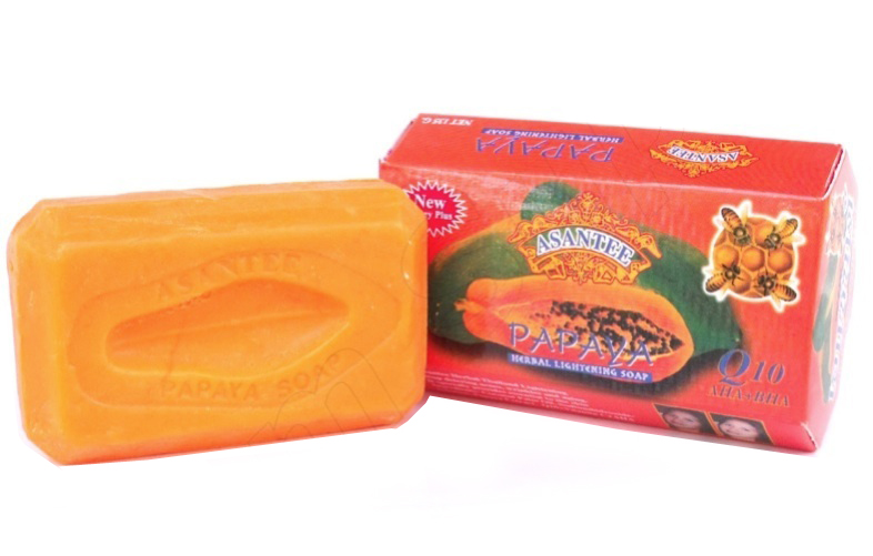 SURYANA HADDY Herbal Soap ASANTEE Import Dari THAILAND