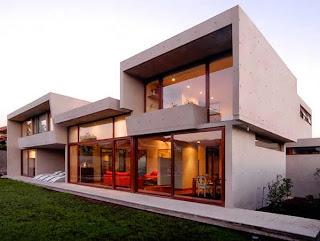 TOP 7 UNIQUE HOUSE DESIGN: SANTIAGO FLEISCHMANN-OSSA HOUSE DESIGN IS A MODERN DESIGN THAT'S UNIQUE FOR YOUNG FAMILY
