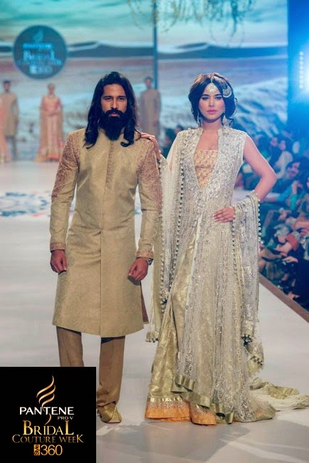 Zainab Chottani Bridal Collection at PBCW-14