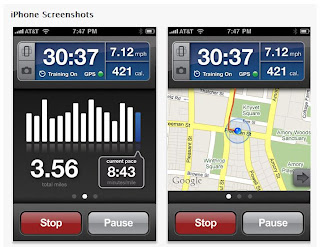 Fitness Apps - RunKeeper