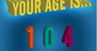 your mental age test