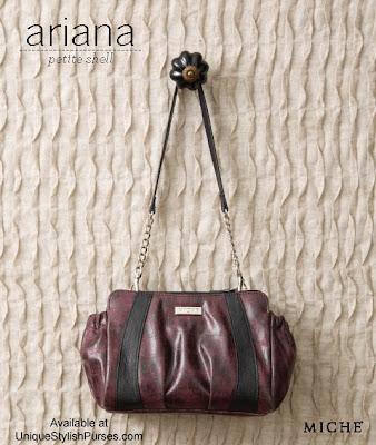Ariana for Petite Bags!