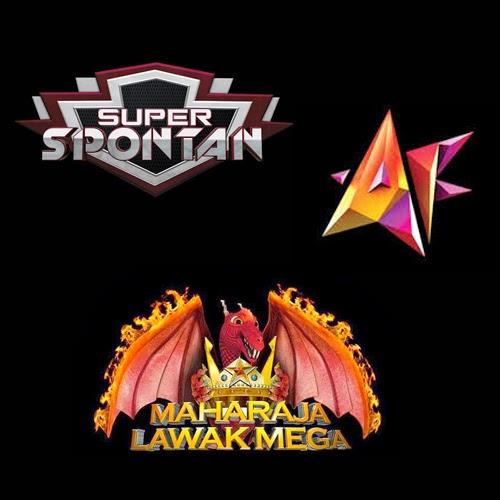 AF Super Spontan dan Maharaja Lawak Mega Ceriakan Hujung Tahun 2014