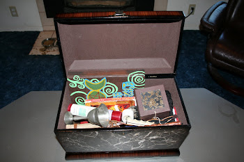 Witch&#39;s Box