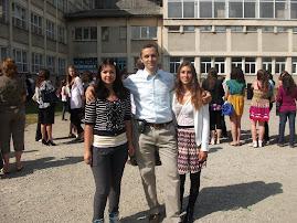 Aspecte de la festivitatea de premiere, Grupul Şcolar Roznov, 24.06.2012..