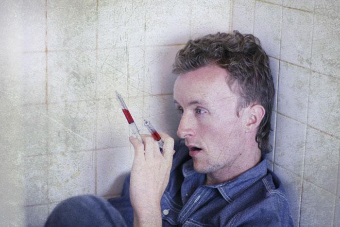 Paul Cram Syringe Pen