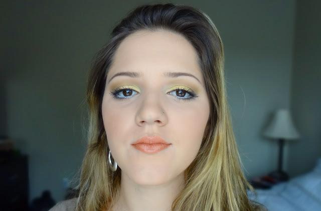 tutorial olhos pequenos