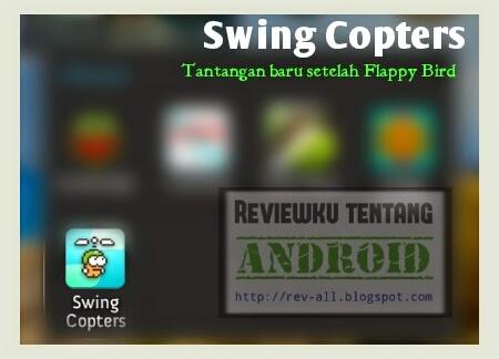 Ikon permainan Swing Copter - Tantangan setelah flappy bird (revv-all.blogspot.com)