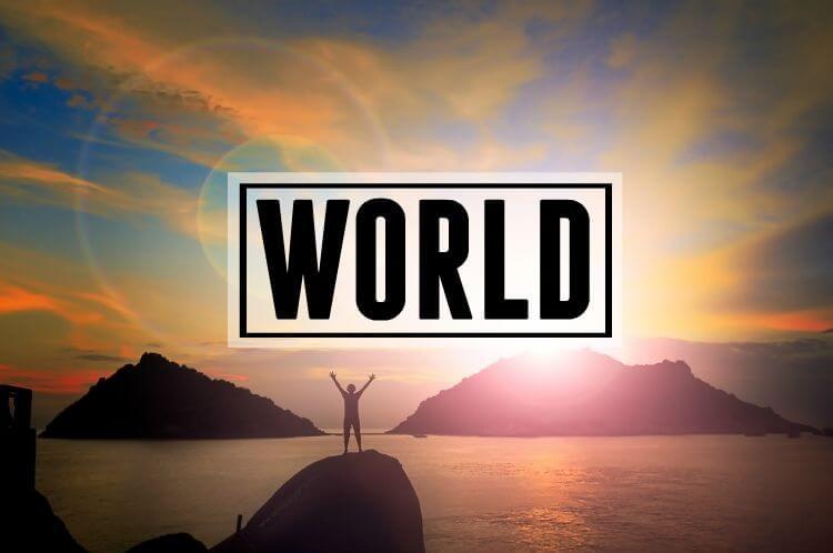 World Page Header