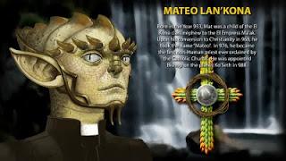Mateo Lan'Kona screenshot - Arinn Dembo