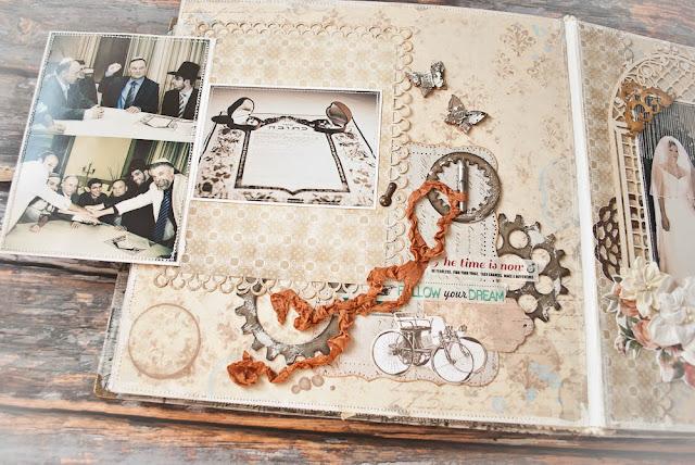 עיצוב אלבום חתונה
