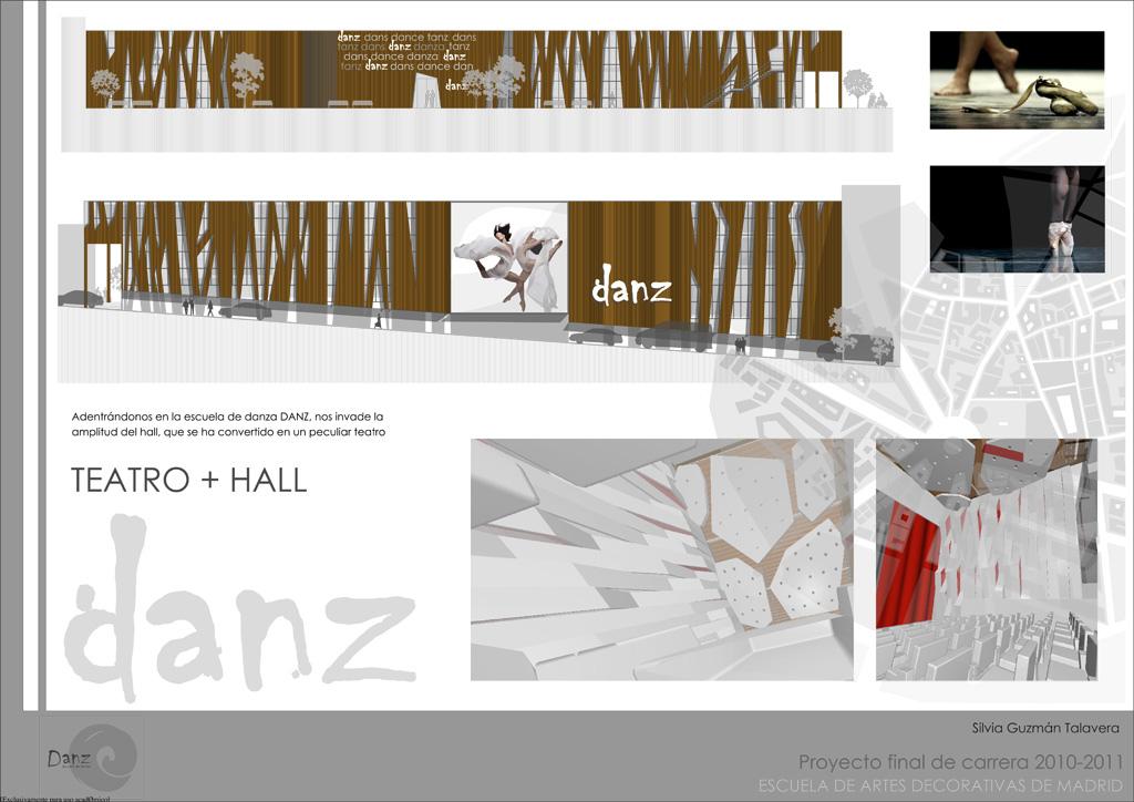 Diseño de Interiores: Escuela de Arte de Motril: ejemplos de ...