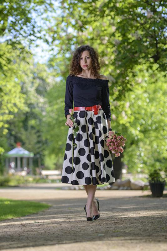romantyczna stylizacja fashionblog