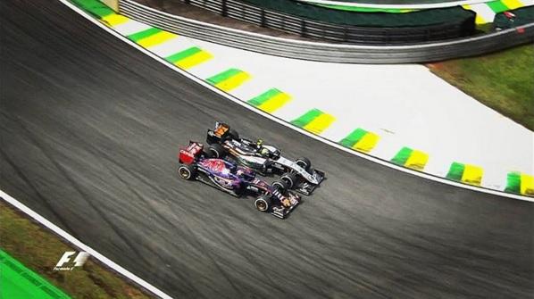 Fórmula 1 Rosberg se quedó con el GP de Brasil y con el subcampeonato