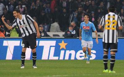 Napoli 3 - 3 Juventus (1)