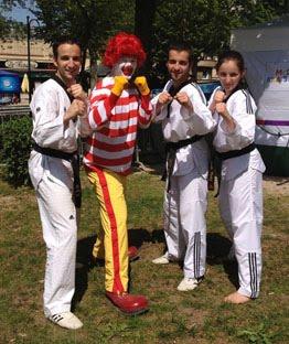 02/06/12: Journée McDo Kids à Rodez