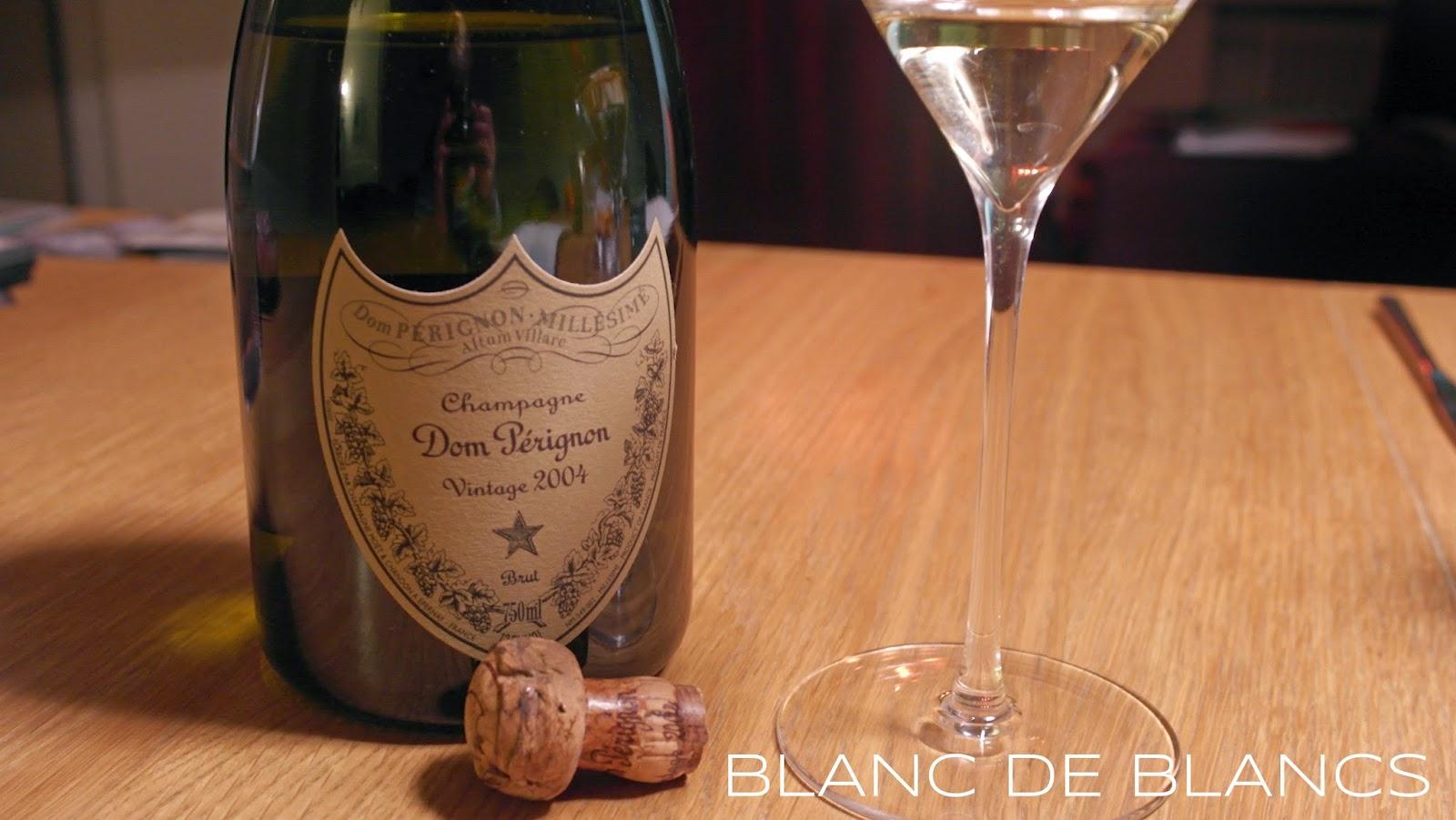 Dom Pérignon 2004 - www.blancdeblancs.fi