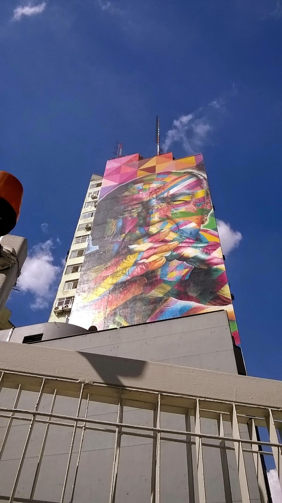 Mural Avenida Paulista