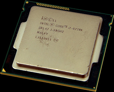 Performa Processor Intel Haswell Core i7-4770K