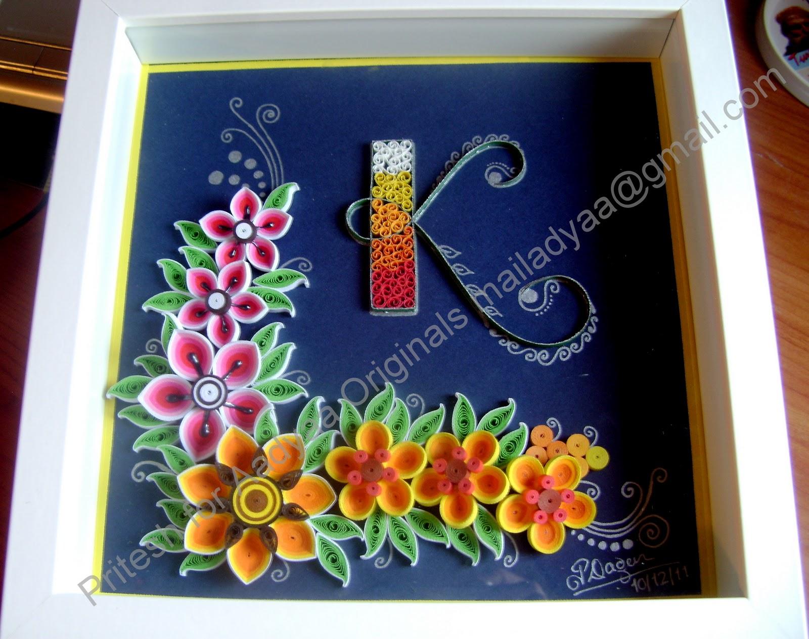 Photo Design Frame Frame Paper Quilling Designs