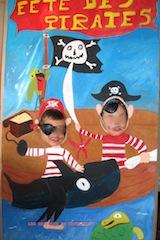 tableau pour prendre en photo les enfants- anniversaire-marderelle