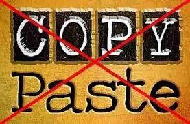 Cara Supaya Artikel Blog Tidak Bisa Di Copy