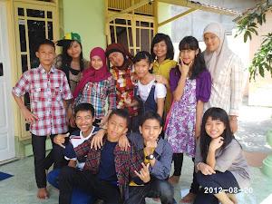 Anak 88 SMP Negeri 2 Palembang
