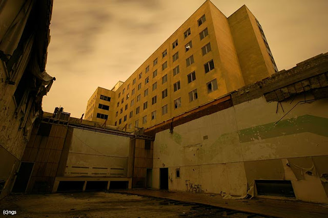 Charles Camsell hospital in Edmonton Seen On www.coolpicturegallery.us