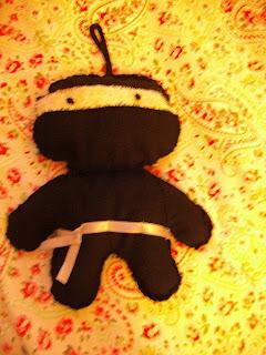 Ninja, Lavander Bag,