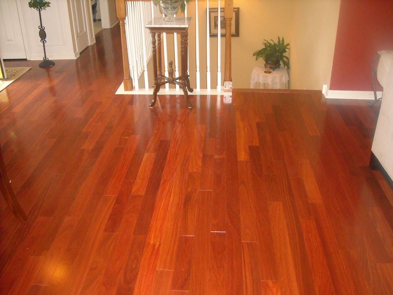 Santos mahogany hardwood flooring ideas home