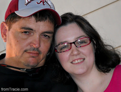 Tracie and Thomas Together For Ten Years