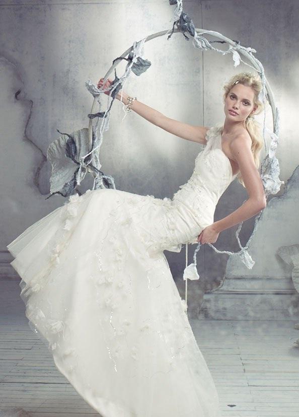 Alvina Valenta 2013 Spring Bridal Wedding Dresses - World of Bridal