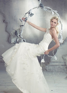 Alvina Valenta 2013 Spring Bridal Wedding Dresses