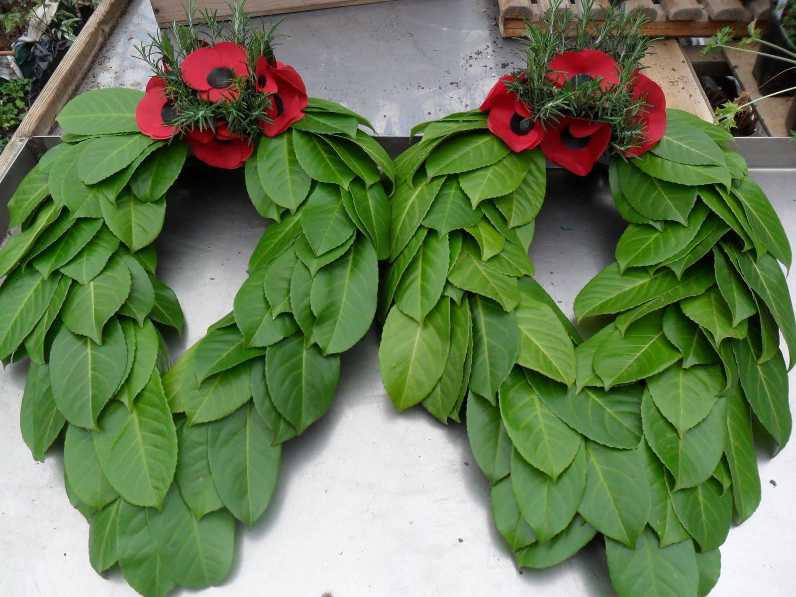 worcester college gardeners november 2011