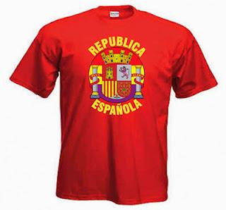 Camiseta de República Española