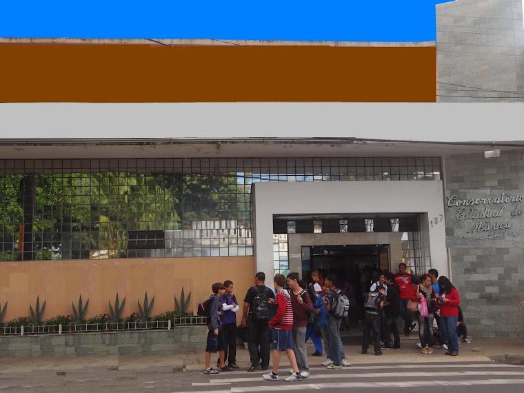 Conservatorio Estadual de Musica Maestro Marciliano Braga