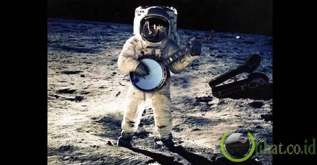 Tidak ada gravitasi di luar angkasa