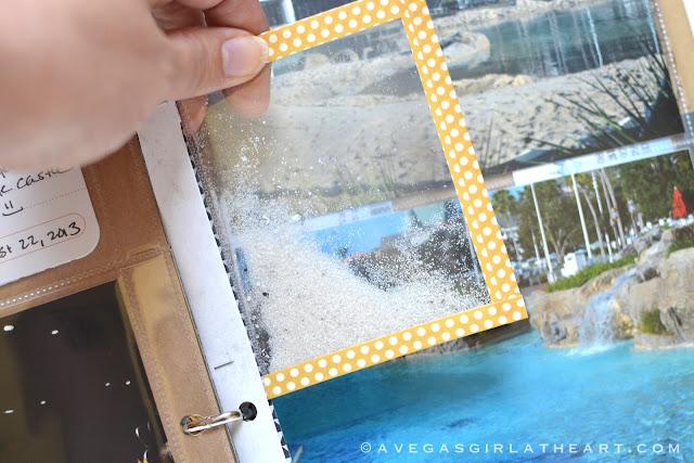 11 Great Scrapbook Layouts for Summer #scrapbook #hobbycraft