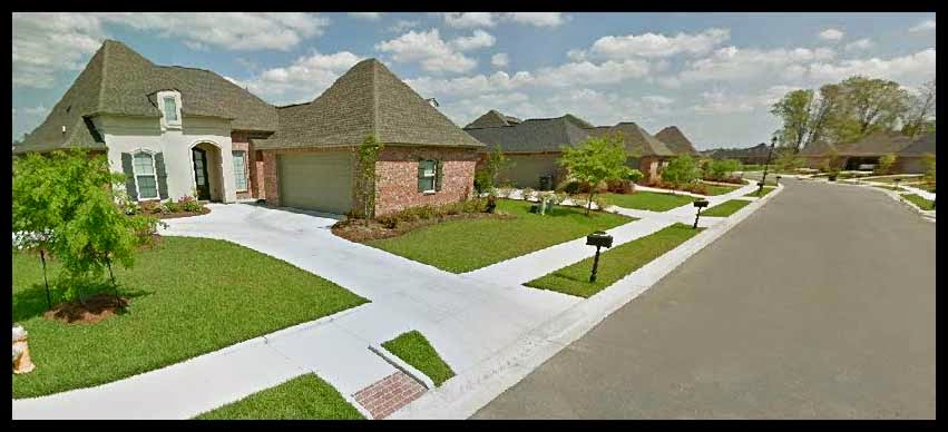 Homes in the lakes at jamestown in baton rouge la for Homes for sale in baton rouge with swimming pools