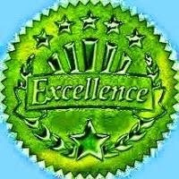 1ºPremio Excellence:¡ Gracias a Elena!