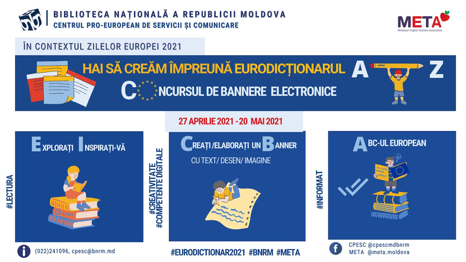 Concurs #Eurodictionarul2021