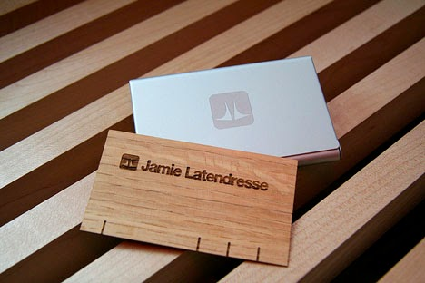 http://coolestbusinesscard.com/inspiration/aluminum-case-and-wood-veneer-business-card.html