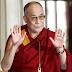 Palm Image of Dalai Lama Tenzin Gyatso