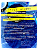 """Audioantología """"Viejos amigos"""""""